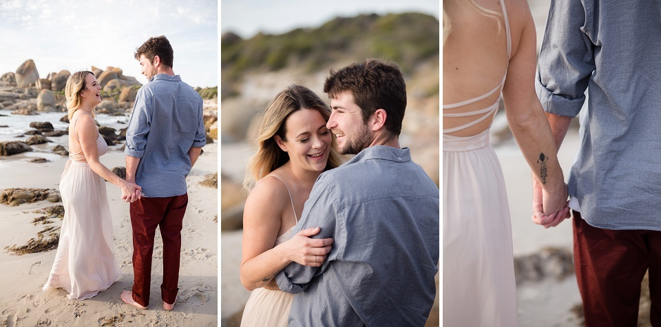 Engagement shoot couple beach shoot Llandudno Karina Conradie Photography (12)