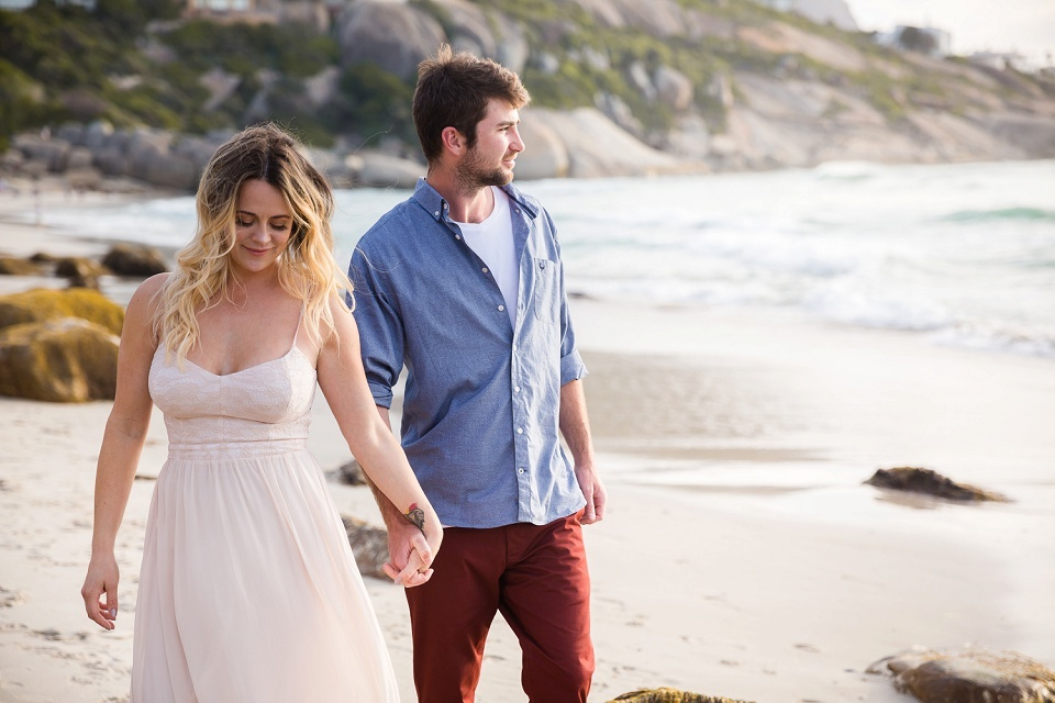 Engagement shoot couple beach shoot Llandudno Karina Conradie Photography (2)