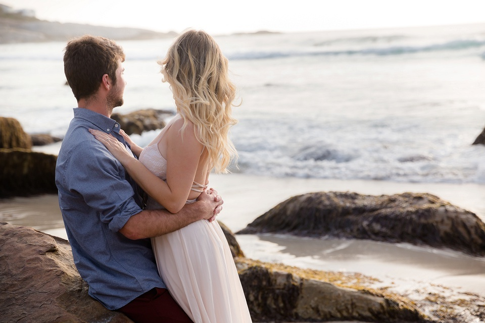 Engagement shoot couple beach shoot Llandudno Karina Conradie Photography (9)