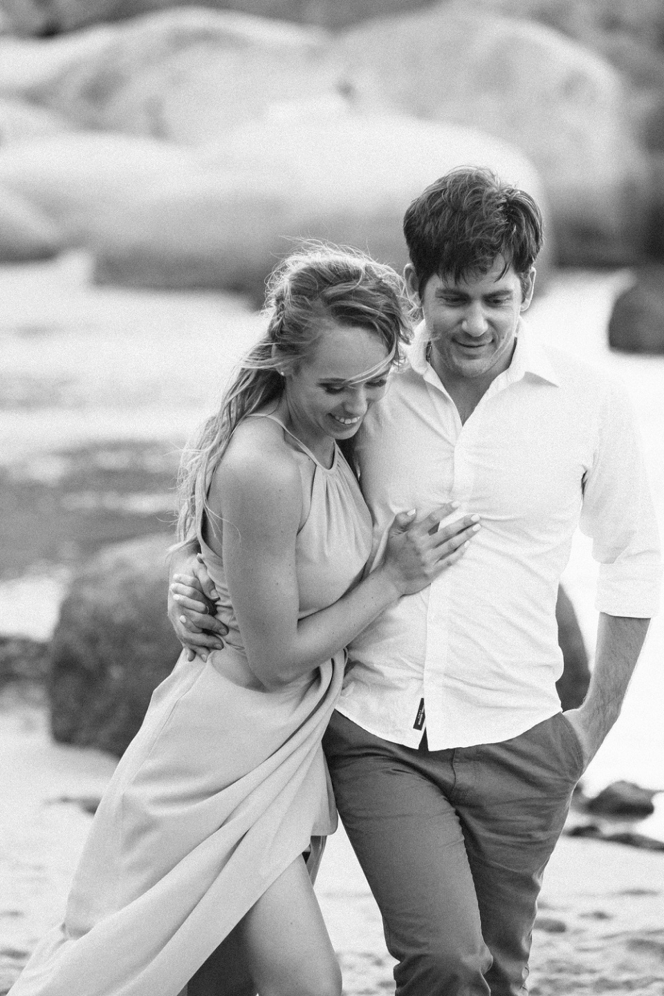 beach couple shoot Portrait photographer Cape Town Wedding Photographer Paarl Photographer Karina Conradie Photography (19)
