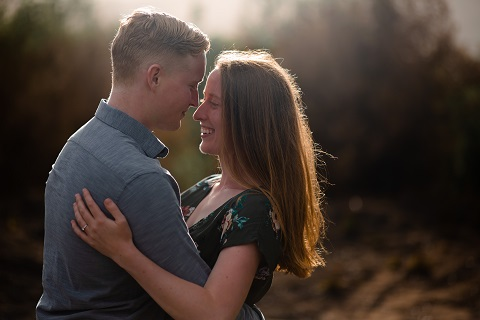 Paarl Photographer Karina Conradie Photography Engagement shoot paarl