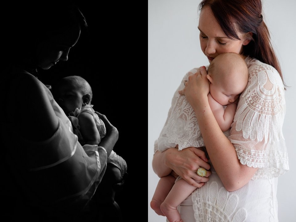 Estie Studio Newborn shoot Karina Conradie Photography Paarl Photographer Studio Photographer (1)